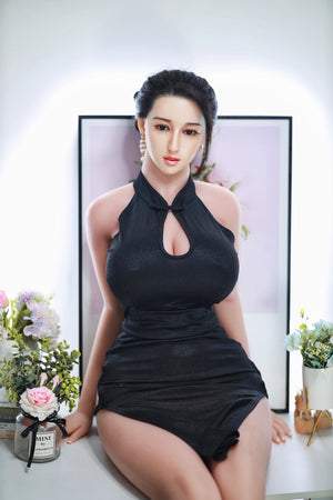 170cm Realistic Love Doll with Silicone Head - Xiuying