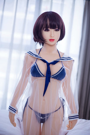 148cm B Cup Realistic Sex Doll For Men - QingZi JY Doll