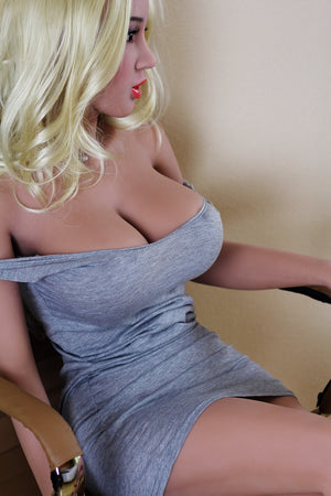158cm Big Breasts TPE Real Sex Doll - Edwina JY Doll