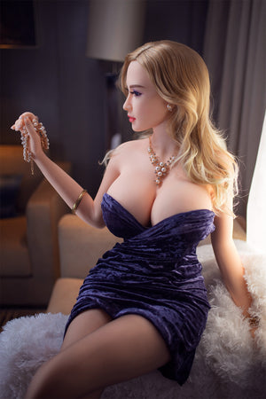 165cm Realistic TPE Sex Doll Goddess Love Doll - Natalie JY Doll