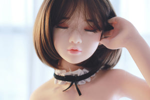 125cm Closed Eyes Mini Love Doll – Xixi JY Doll