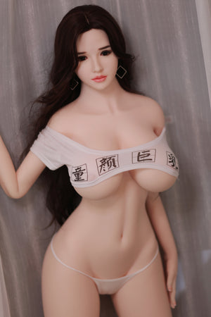 170cm Real TPE Sex Doll with Big Chest - Zona JY Doll