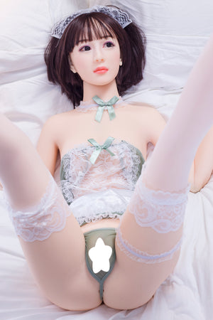 148cm Slim Body Real Love Sex Doll – Rikka JY Doll