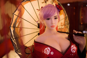 170cm Big Boobs Japanese Geisha Sex Doll - Beryl JY Doll