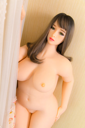 166cm Chubby Sex Doll Big Ass BBW Fat Mother – Marina JY Doll