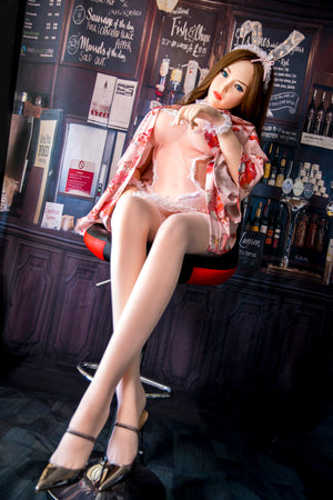 165cm Busty Lifelike Asian Real Doll for Sex - Misao  JY Doll