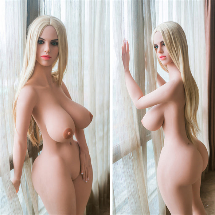152cm Fat Ass H Cup Lifelike TPE Sex WM Doll - Agatha