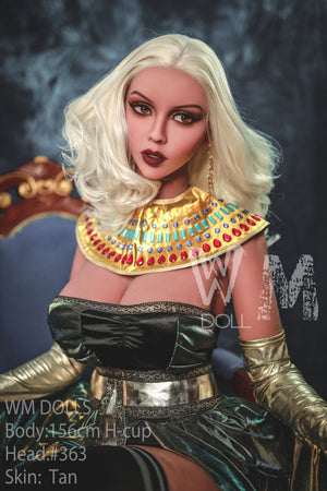 156cm H Cup TPE Egypt Sex Doll - Cleopatra WM Dolls