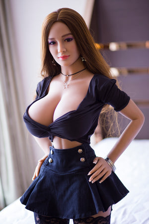 153cm Slim Waist Big Boobs Sex Doll – Lisa JY Doll