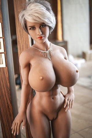 150cm Muscular Sex Doll Fitness Girl - Penny JY Doll