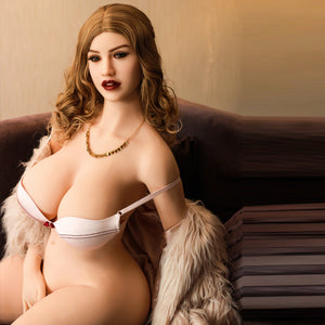 152cm Fat Ass Chubby Sex Doll - Frederica SY Doll