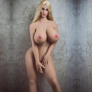 163cm Huge Breasts Big Ass Realistic Sex Doll - Cathy HR Doll