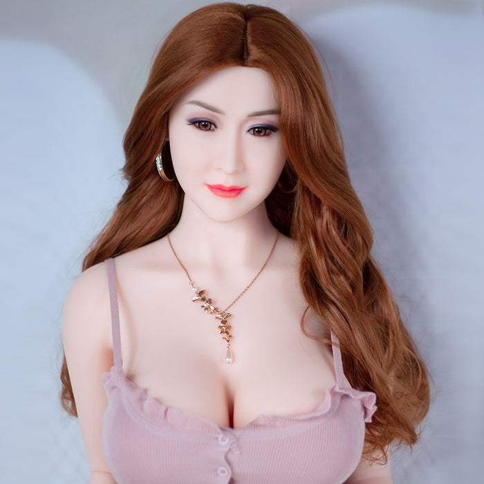 170cm Asian Mature Woman Adult Sex Doll - Eartha