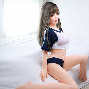 148cm Japanese Real Doll TPE Sex Doll - Fumie  SY Doll