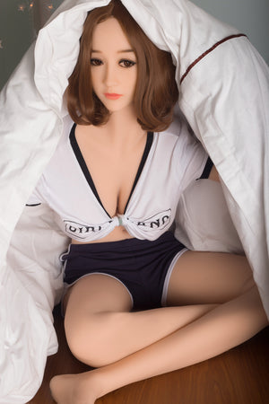 161cm Asian Silicone Busty Sex Doll - Jo WM Dolls