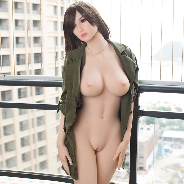 165cm Realistic Adult Sex Doll Lifelike Real Doll - Xenia