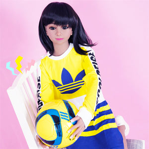 128cm flat Chested Mini Love Doll – Molly SY Doll