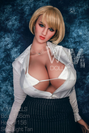 156cm M Cup Big Butt Realistic Love Doll - Michelle WM Dolls