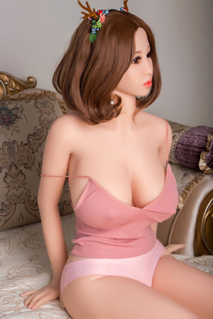 161cm Big Boobs Lifelike Sex Doll – Pag WM Dolls