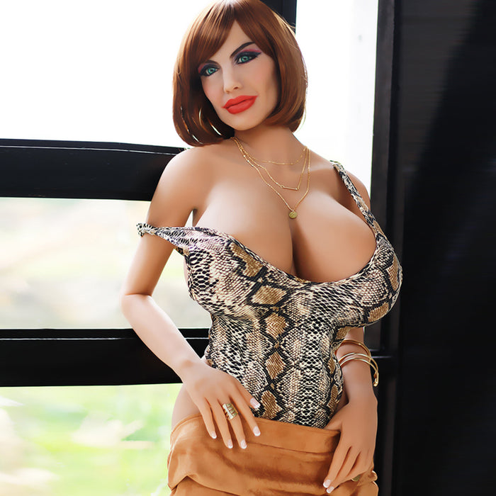 167cm Huge Boobs Mature Mother Sex Doll - Tammy