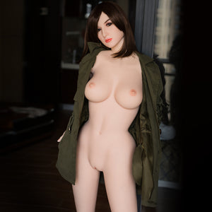 165cm Realistic Adult Sex Doll Lifelike Real Doll - Xenia SY Doll