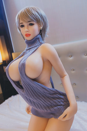 170cm Big Tits Real Life Love Sex Doll - Adela JY Doll