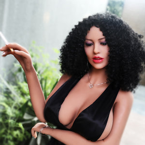 158cm Black Sex Doll Ebony Love Dolls - Hazel SY Doll
