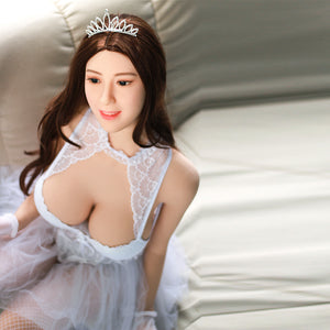 165cm Big Breasts Life Size Asian Sex Doll For Men - Joy SY Doll