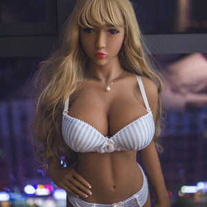 140cm Big Breasts Love Doll E Cup Sexy Lips – Dana JY Doll