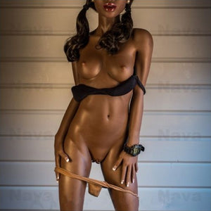 168cm A Cup African American Black Sex Doll - Ursula WM Dolls