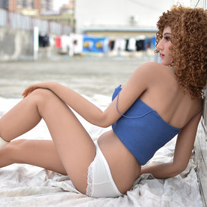 165cm Lifelike Sex Doll Curly Hair - Mary 6Ye Doll