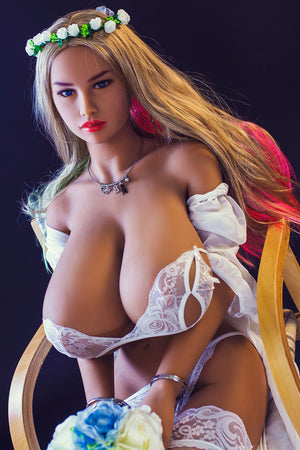 156cm Huge Breasts Sex Doll M Cup - Kristin JY Doll
