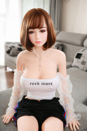 158cm Silicon Lifelike Korean Sex Doll - June SY Doll