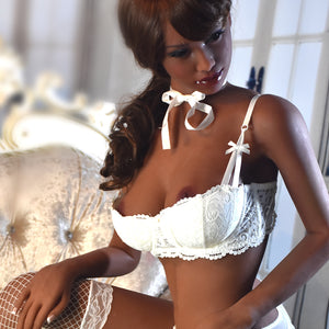 160cm Big Boobs Ebony Sex Doll - Valentina 6Ye Doll