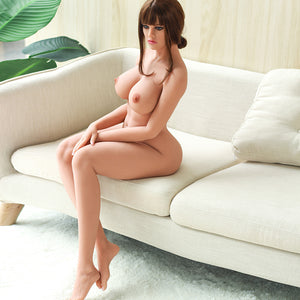 165cm D Cup Silicone Sex Doll - Jenny 6Ye Doll