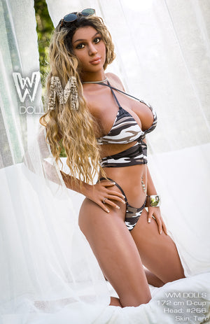 172cm D Cup Life Size Sex Doll - Georgia