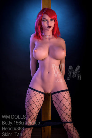 156cm H Cup Fantasy Sex Doll - Hodierna WM Dolls