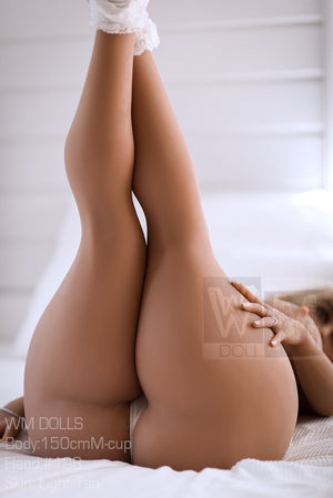 150cm Fat Ass Realistic WM Dolls Big Butt Sex Doll - Fanny WM Dolls