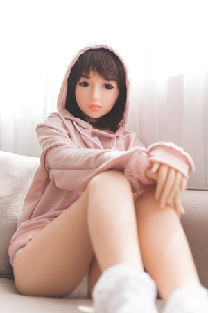 148cm Small Breasts Real Life Sex Doll – Delia JY Doll