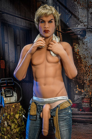 167cm Sexy Male Sex Doll - Jesse