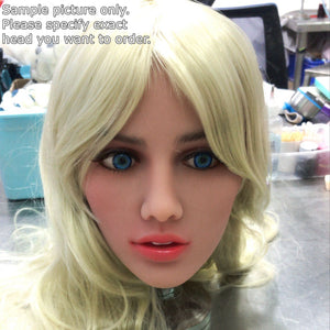 Buy TPE Sex Doll Head Only Monz Sex Dolls