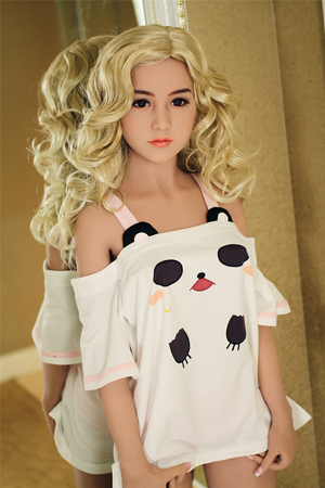 156cm B Cup Lifelike TPE Real Sex Doll - Ella WM Dolls