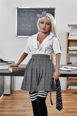 150cm College Student Sex Doll - Jemima