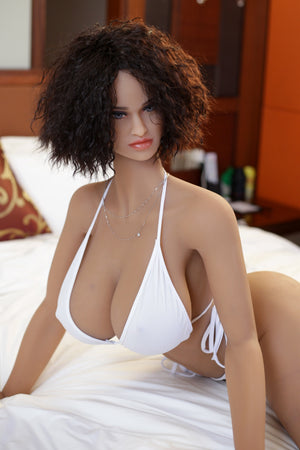 161cm Full Body Big Breasts Sex Doll - Geraldine AF Doll