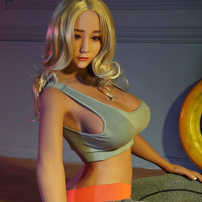 168cm Big Breasts Life-like Love Doll – Queena