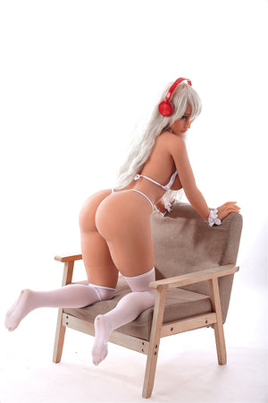 153cm Big Ass Adult Sexpuppe Doll - Rita