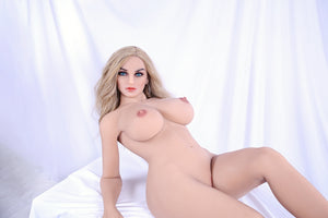 161cm Fat Ass Body TPE Real Doll - Genevieve AF Doll