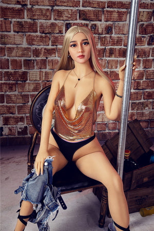 163cm Real Life TPE Sex Doll - Selma