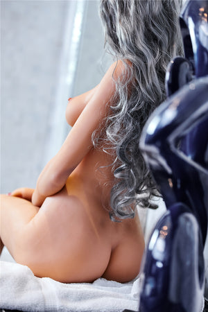 165cm Ebony Sex Doll For Adult - Sylvia