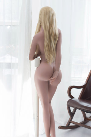 172cm Big Boobs Love Doll Silicone Sex Doll - Lena WM Dolls